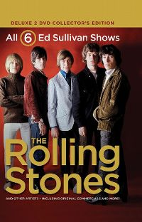 Cover The Rolling Stones - Ed Sullivan Shows [DVD]